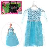 Кукла Defa Lucy 8333, 2 вида кукла наряд для ребенка