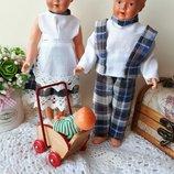 Кукла куколка семья Schildkrot Германия