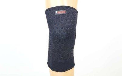 Фиксатор коленного сустава с закрытой коленной чашечкой наколенник Asic 007