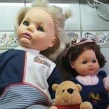 Винтажные куклы Черепашки Schildkrot цена за пару кукла лялька. пупс