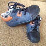 Легкие ботинки ботиночки elefanten для двора 21 разм