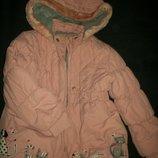 Осенняя куртка TU 4-5л,