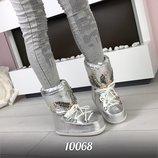 Женские луноходы Moon Boots