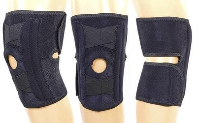 Наколенник-Ортез коленного сустава со спиральными ребрами жесткости 1810 регулируемый размер