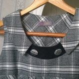 Платье сарафан для беременных Gemko
