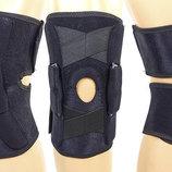 Наколенник-Ортез коленного сустава открывающийся с шарниром 1820 регулируемый размер