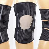 Наколенник-Ортез коленного сустава открывающийся с открытой коленной чашечкой 1640 регулируемый р-р