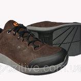 Мужские кроссовки Ессо Brown кожаные спортивные туфли