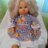 Кукла - пупс большая.