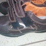 полу ботинки туфли 32 р 20,5см