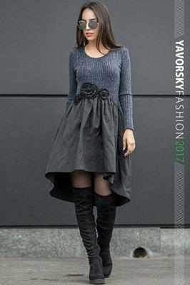 Оригинальное стильное платье Сиерра