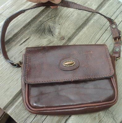 Фирмова шкіряна жіноча сумка сумочка кожа сумочка Genyine Італія ... 024bfc27b8d85