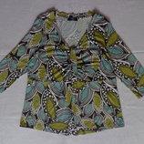 Футболка блуза, р. 56 / eur 50 / uk 22