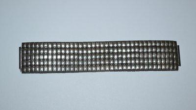 широкий браслет ремешок на часы резинка винтаж отличное состояние