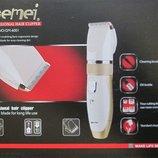 Профессиональная аккумуляторная машинка для стрижки Gemei Gm-6001