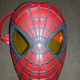 Говорящая маска Hasbro Человек Паук. Взрослая.