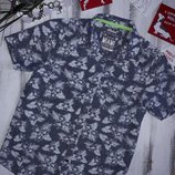 Шикарная рубашка REbel 11-12 л 152 см