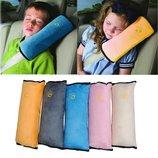 Мягкая накладка подушка на ремень безопасности SeatBelt Pillow. все цвета