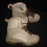 21 см стелька, термо ботинки TheNorthFace осень-зима