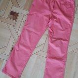 Женские брюки штаны RBKS, розовые, коралловые, размер 50
