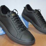 кожаные кроссовки Shamrock