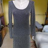 Плаття люрексове на розмір S-М Panacher