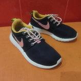 Кроссовки дышащие р.33 1 Nike Индонезия по стельке-21 см рекомендуемый размер стопы по бирке-20