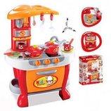 Кухня детская 008-801. Звуковые и световые эффекты.