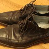 Marc туфли кожа мужские размер 40 в школу