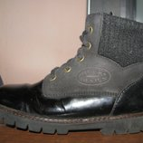 Кожаные утепленные ботинки Muck Design Германия р.25, ст. 16,5 см