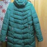 куртка зимняя 50р. женская