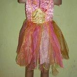 платье феи,бабочки на 3-4 года