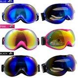 Маска горнолыжная/лыжные очки Nice Face 077 3 цвета