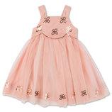 Продам нарядное платье на девочку, р. 116, C&A, Германия
