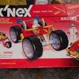 шикарный детский конструктор K'Nex Racers K'Nex Сша/канада оригинал