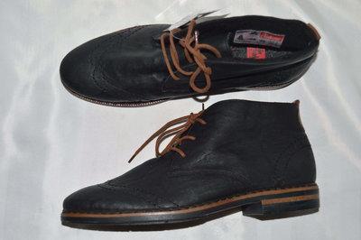 Черевики rieker зима розміри 38 39 40 41 42, ботинки