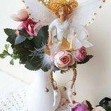 Кукла куколка домашгий декор из Германии