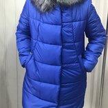 Новинка зимы 2017 - 2018г Куртка модель Зима