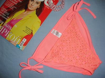 19cd1648f8ac8 низ от купальника раздельного женские плавки размер 44-46 / 10 М  персикового нежного цвета