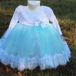 Платье нарядное для девочки под заказ
