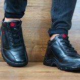Мужские зимние ботинки , акция