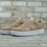 Nike Air Force. Женские кроссовки.