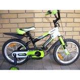 Детский Велосипед Azimut STITCH PREMIUM 18 дюймов