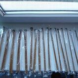 Спицы вязальные с наконечником бамбук .