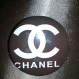 Значок брошка Chanel