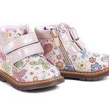 Ботинки на девочку 23.24.25 р новинка весна-осень