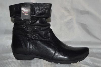 Сапоги ботинки шкіряні утеплені Marc розміри 38 39 40 41 42, чоботи кожа