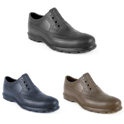 Непромоканмые туфли-Оксфорды из Эва, р. 40-45