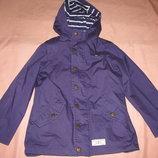 Термокуртка брендова демі Joules Оригінал Великобританія на вік 6-7 років