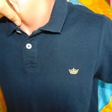 Брендовая стильная тениска поло футболка Industrialize xs-s-м